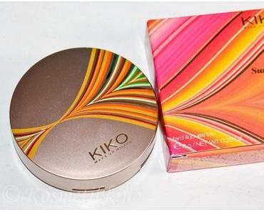 Kiko Sun Lovers Blush Ipanema Peach, Fotos, Swatch, Review