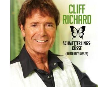 Cliff Richard singt wieder Deutsch und lässt die Schmetterlinge küssen