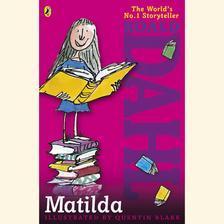 Roald Dahl - Matilda (12. Buch 2014)