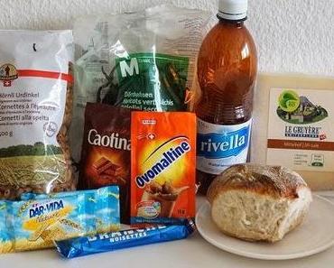 Typische Schweizer Produkte aus dem Supermarkt (aus Sicht einer Deutschen)