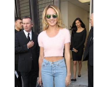 Look des Tages – Candice Swanepoel