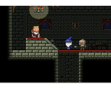 [App] Merlins Adventure: 2D Puzzle Platformer