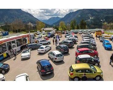 Mariazellerland Messe mit Autoschau 2014 – Fotos