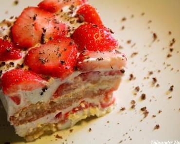Erdbeertiramisu *