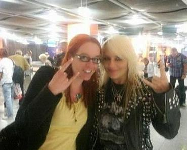 Conny meets Doro Pesch