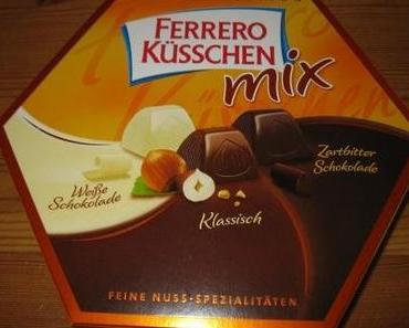 Ferrero Küsschen: Klassisch, Weiß und Zartbitter