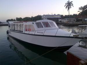 Schiffsverbindung Ostküste Madagaskar