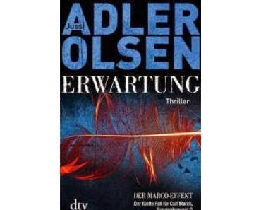 """Leserrezension zu """"Erwartung"""" von Jussi Adler-Olsen"""