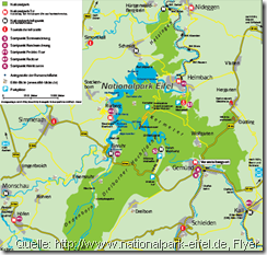Wanderopening 2014, jetzt in Schmidt