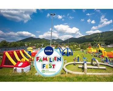 An alle Familien – Termin freihalten – NIVEA Familienfest in Mariazell 2014