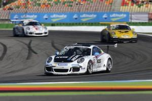 Saisonstart für den Porsche Carrera Cup