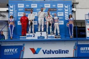 FIA WTCC: Rückblick Ungarn 2014