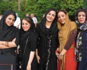 Auf Entdeckungsreise in den Iran