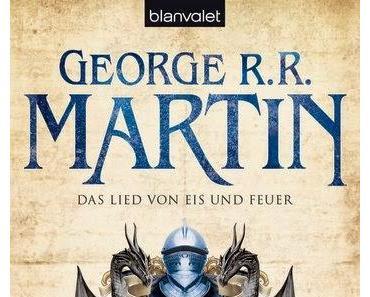 [Rezension] Das Lied von Eis und Feuer 08: Die dunkle Königin (George R. R. Martin)