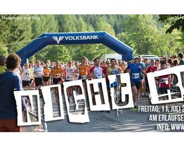 Termin vormerken: 2. Night Run um den Erlaufsee – 11. Juli 2014
