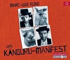 Das Känguru Manifest 02 von Marc-Uwe Kling