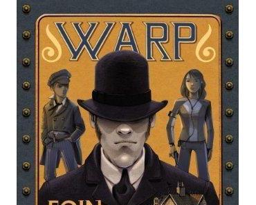 {Rezension} WARP – Der Quantenzauberer von Eoin Colfer