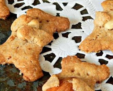 ABC: Digestive Cookies / Teddy Vollkornbutterkekse