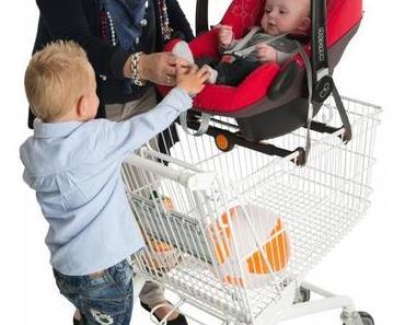 Produkttester mit Baby für den  Pippi-carrier von Kleine Dreumes gesucht!