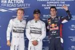 Formel 1: Hamilton auch in Spanien vor Rosberg