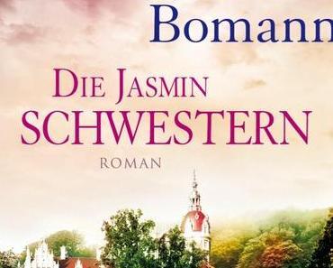 KW19/2014 - Mein Buchtipp der Woche - Die Jasminschwestern von Corina Bomann