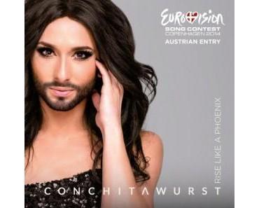 Conchita Wurst von Weltstars bejubelt