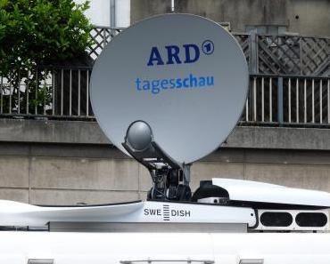 """ARD-Tendenzbericht: """"Militärausgaben steigen -außer im Westen""""?"""
