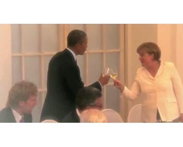 Merkel feat. Obama – Du hast mich 1000 Mal belogen