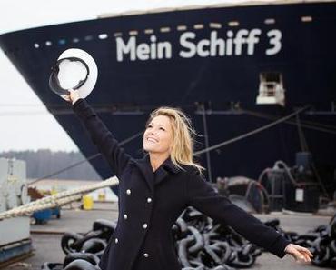 Mein Schiff 3 - Taufgeschenk von TUI Cruises an seine Fans und die Stadt Hamburg