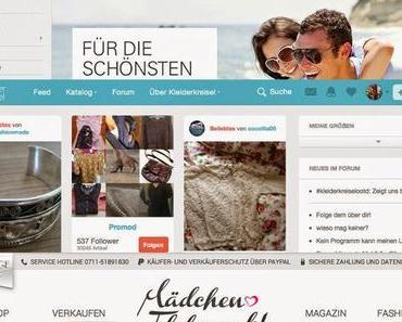 Kleidung verkaufen: eBay vs Kleiderkreisel vs Mädchenflohmarkt
