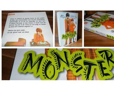 My little Monster - Robico / Ein wundervoller Manga!!!!