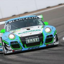 Blancpain Sprint Series: Porsche-Debüt in Brands Hatch mit Philipp Frommenwiler
