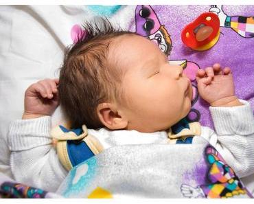 Worauf man bei schlafenden Babys achten muss!