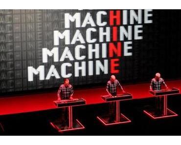Kraftwerk live im Wiener Burgtheater
