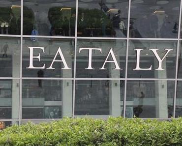 EATALY – das Kaufhaus für italienische Köstlichkeiten in Mailand