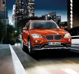 BMW X1 2014: Immer wieder gepflegt