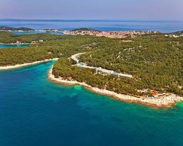 Gesunde Luft in Kroatien - Insel Losinji