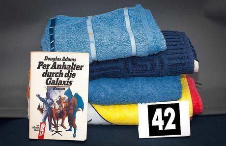 Towel Day – Handtuchtag