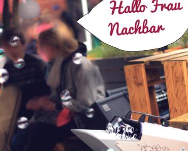 Hallo Frau Nachbar-Markt. Befreundet sein mit Freundes-Freunden.