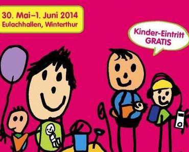 FamExpo 2014: Die Baby-, Kinder- und Familienmesse