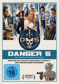 """Danger 5″ von Dario Russo & David Ashby"