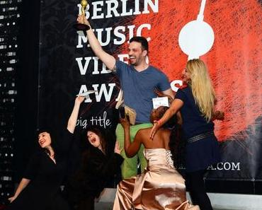 Berlinspiriert Musik: Berlin Music Video Awards 2014