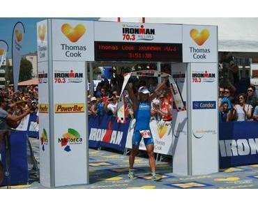Ironman 70.3 als Zuschauer auf Mallorca erlebt