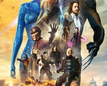"""Filmkritik: """"X-Men: Zukunft ist Vergangenheit"""" (seit 22. Mai im Kino)"""