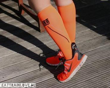 Laufen mit Kompressionsstrümpfen – Die Night Run Socks 2.0 von CEP
