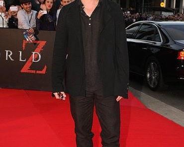 Nach Angriff auf dem Roten Teppich: Brad Pitt erwirkt einstweillige Verfügung gegen Vitalii Sediuk
