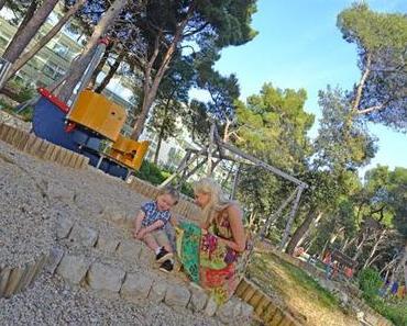 Mein neues Video aus Kroatien – familienfreundliches Hotel auf Losinj