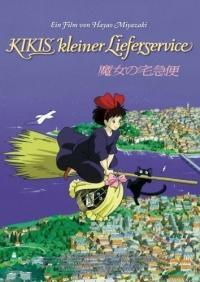 """Studio Ghibli 1989: """"Kiki's kleiner Lieferservice"""""""