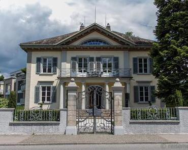 Gault Millau Villa in der Rosenstadt
