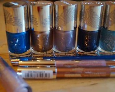 [Swatches] Catrice LE Le Grand Bleu - Ist das ein Pinsel oder ein Schrubber?